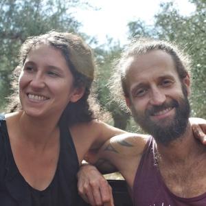 Sonia und Lars von natürlik lekker veganes Catering in Mainz