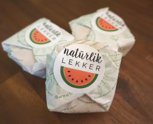 Cashew-Brie natürlik lekker