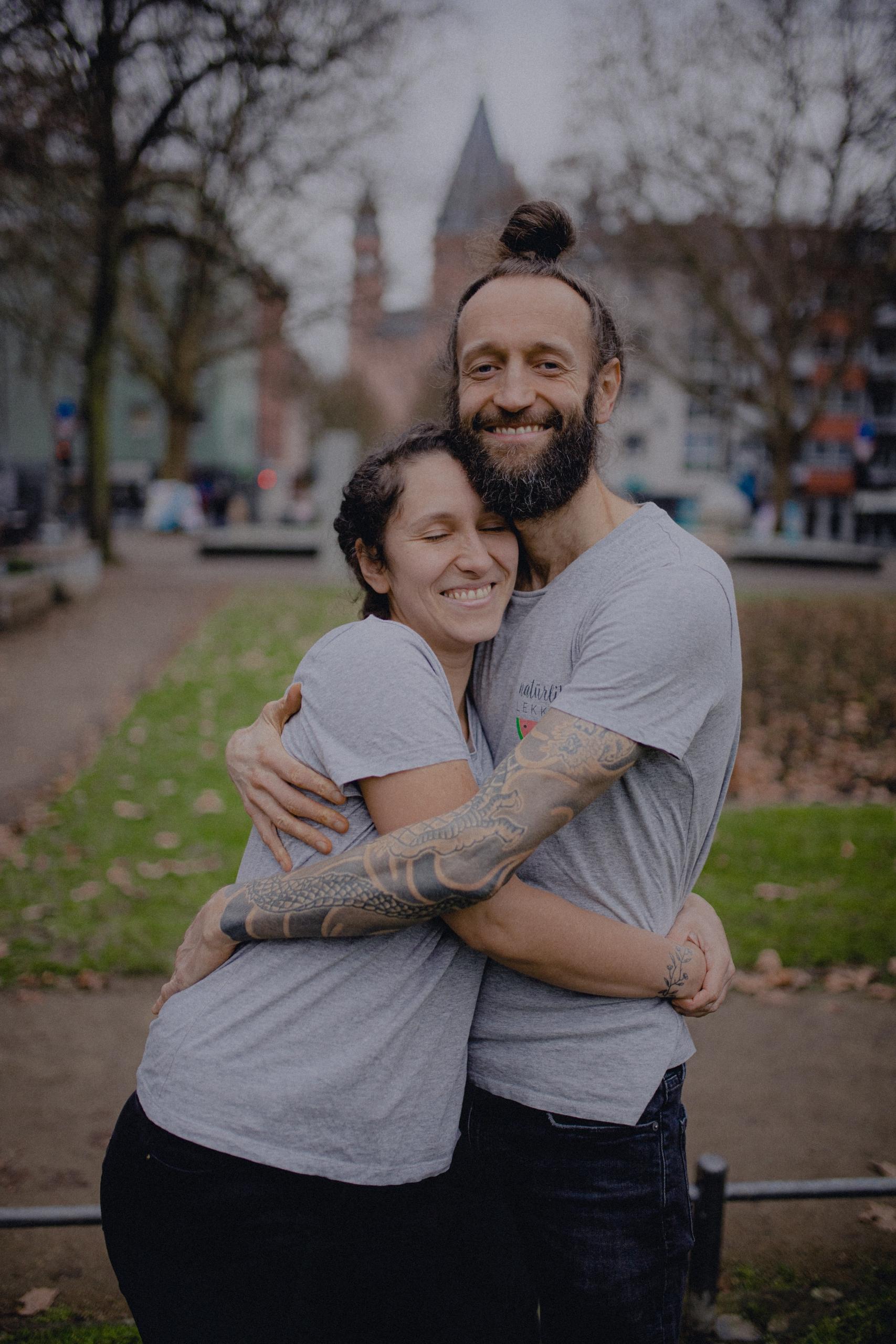 Sonia und Lars